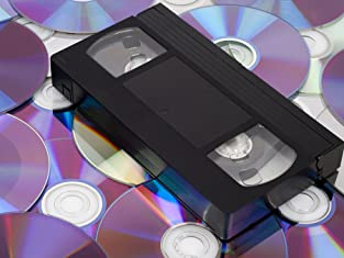 Video or 8mm Film Transferred to DVD