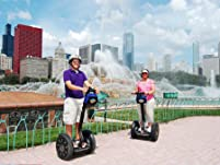 Lakefront Sunrise Segway Tour by Bike and Roll Chicago