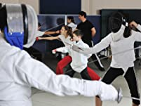 Four Group Fencing Classes with Equipment Included