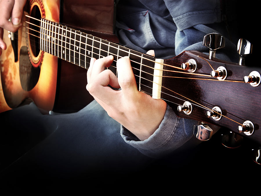 Private Guitar, Piano, or Drum Lessons