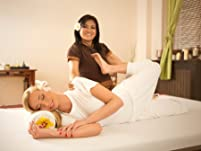 Foot Soak and Reflexology or Thai Massage