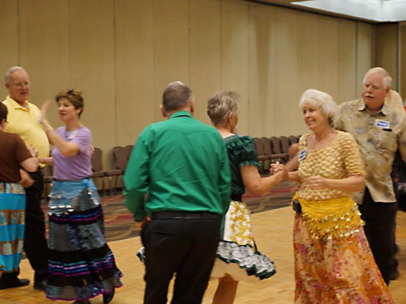 Four Couple's Group Dance Classes