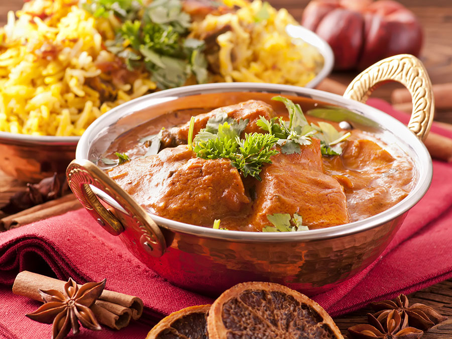 Dinner for Two or Four at Diwani Indian Restaurant