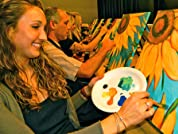 Painting Class at Painting & Vino OC