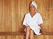 Five or Ten Infrared Sauna Sessions