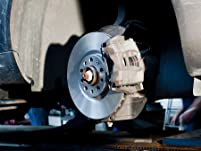 Alignment or Brake Service