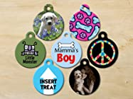 Custom Pet ID Tag with Shipping