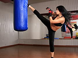 One Month of Unlimited Kickboxing Classes