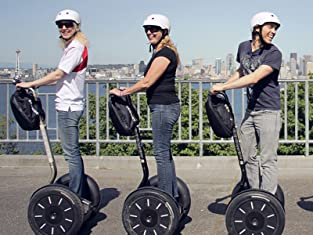 Seattle Segway Tours of Downtown or West Seattle