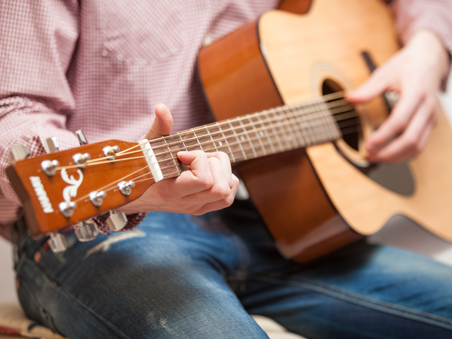 Four Private Guitar Lessons