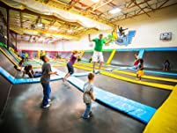 Two One-Hour Trampoline Passes