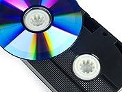Videotape-to-DVD Transfer