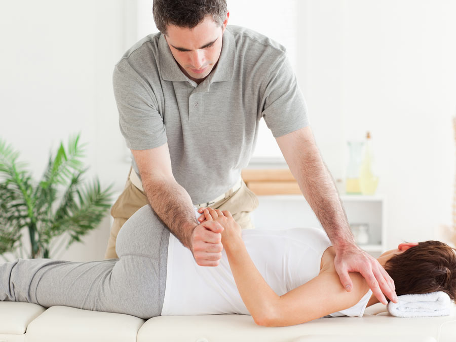 Therapeutic Massage and Spinal Decompression