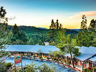 Two-Night Stay at Rustic Mountain Resort with Daily Breakfast and Choice of Wine or Candy Sampler