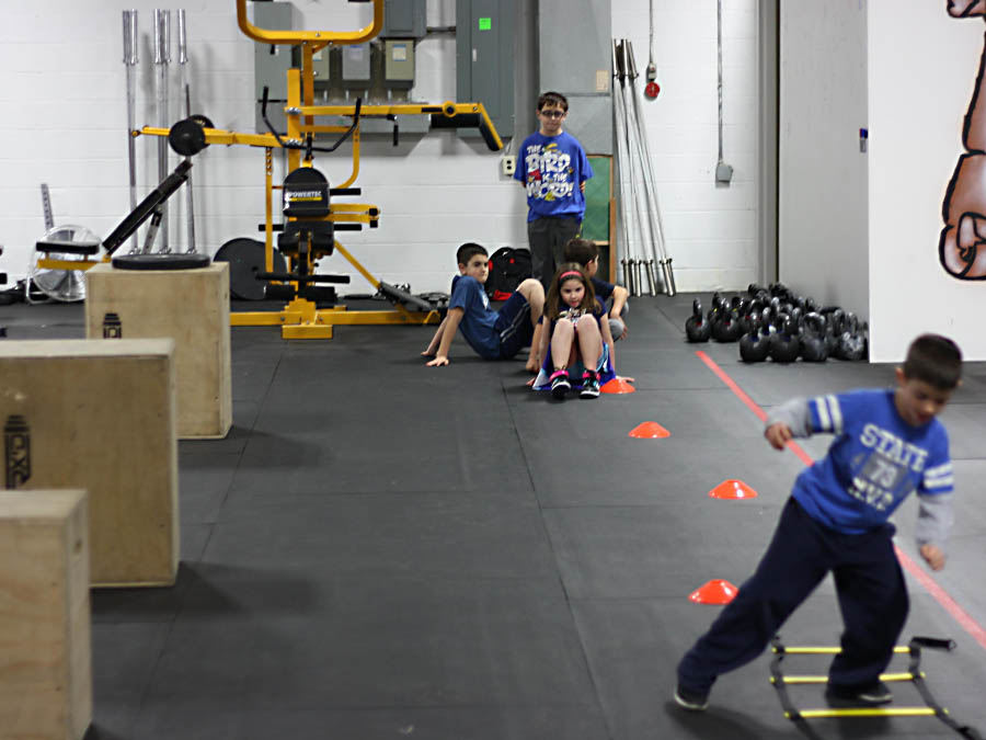 Two Weeks of Unlimited Kid's Boot Camp Classes