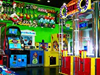 Admission and Attractions at Zig-E's Funland