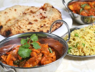 $30 to Spend on Indian Cuisine and Drink