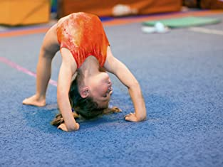 Four or Eight One-Hour Gymnastics Classes
