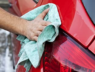 Ten Car Washes or a Detailing Package