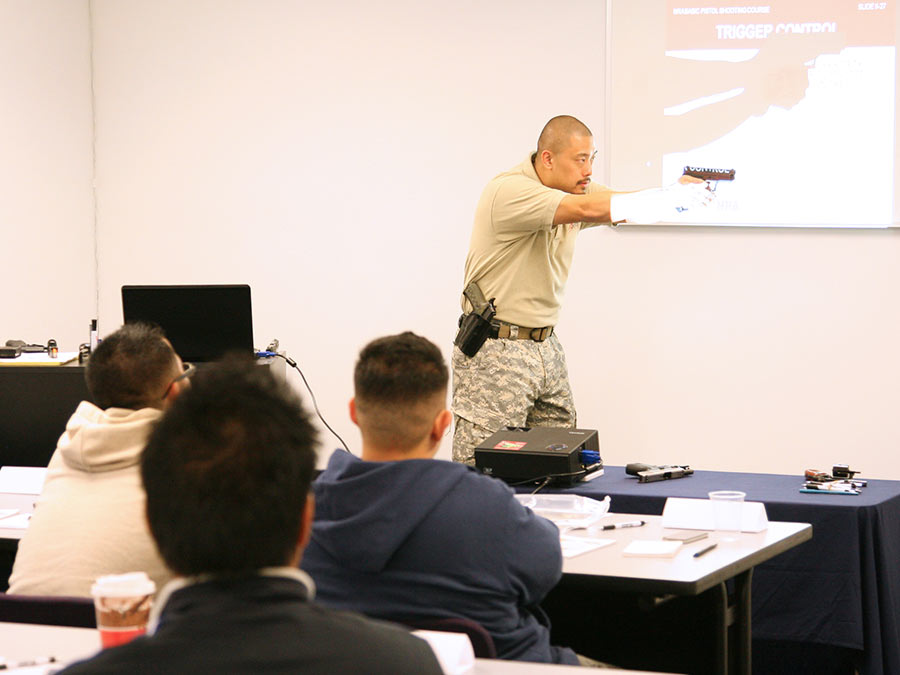 Firearms Safety and Familiarization Course