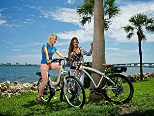 Electric Bike Rentals/Tours of Venice Beach
