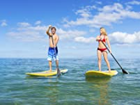 Paddleboard Rental with Optional Instruction