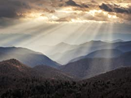 Smoky Mountains Stay for One or Two Nights