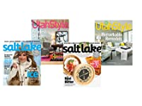 """Utah Style and Design"" or ""Salt Lake magazine"" Subs"