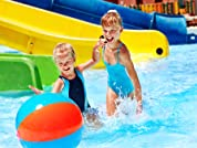 Family Waterpark Getaway with Day Passes to Big Splash Water Park Tulsa, Transportation & Breakfast