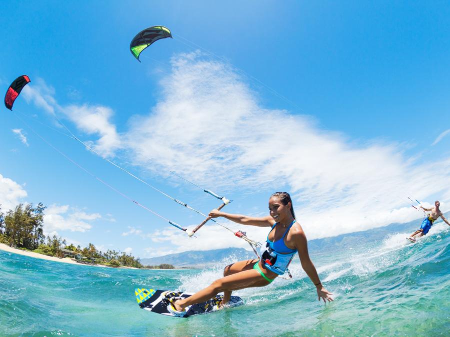 Private Beginner's Kiteboarding Lesson
