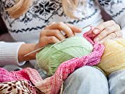 Beginner's Knit or Crochet Classes at the Little Knittery