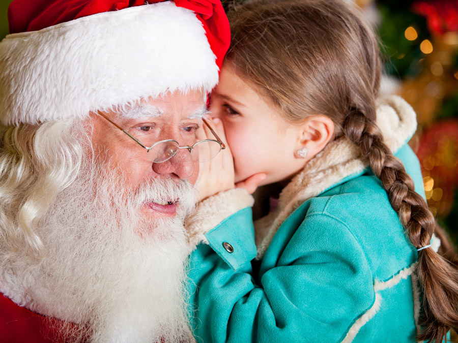 Santa Experience with Photos, Souvenirs, and More