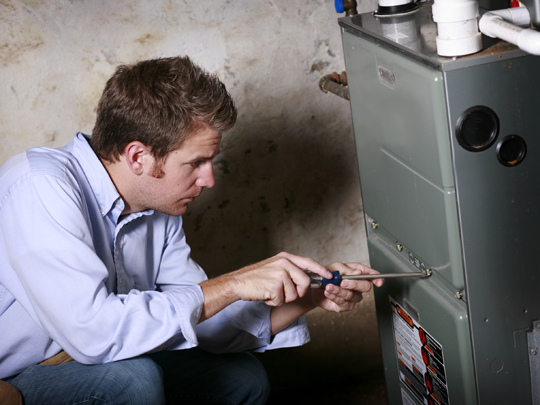 Furnace or Heat Pump Inspection and Checkup