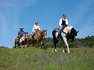 90-Minute Horseback Trail Ride for Two or Four