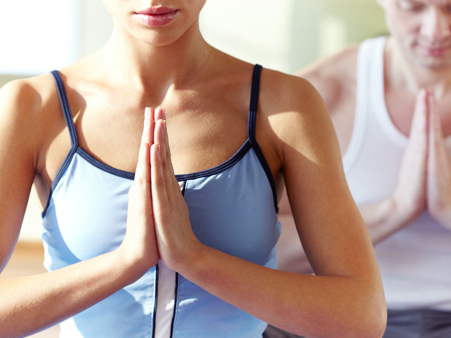 Ten Yoga Classes