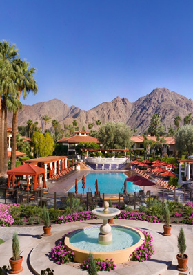 Vacation discount in Palm Springs