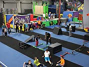 Four Introductory Parkour Classes