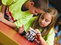 Robotics, Stop-Motion Animation, and Digital Engineering Camp