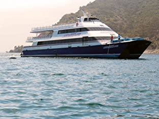 Round-Trip Fare for One to Catalina Island