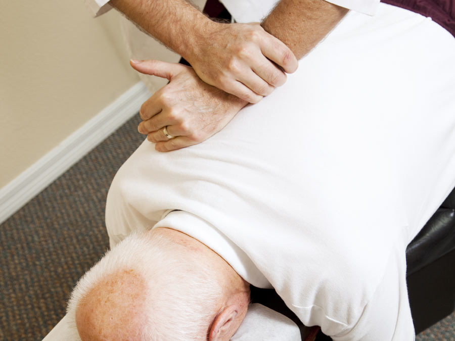 Chiropractic and Deep-Tissue Massage