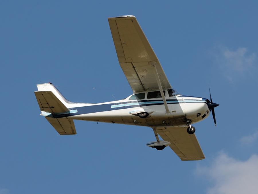 Intro Flight Lesson at Crosswinds Flight School