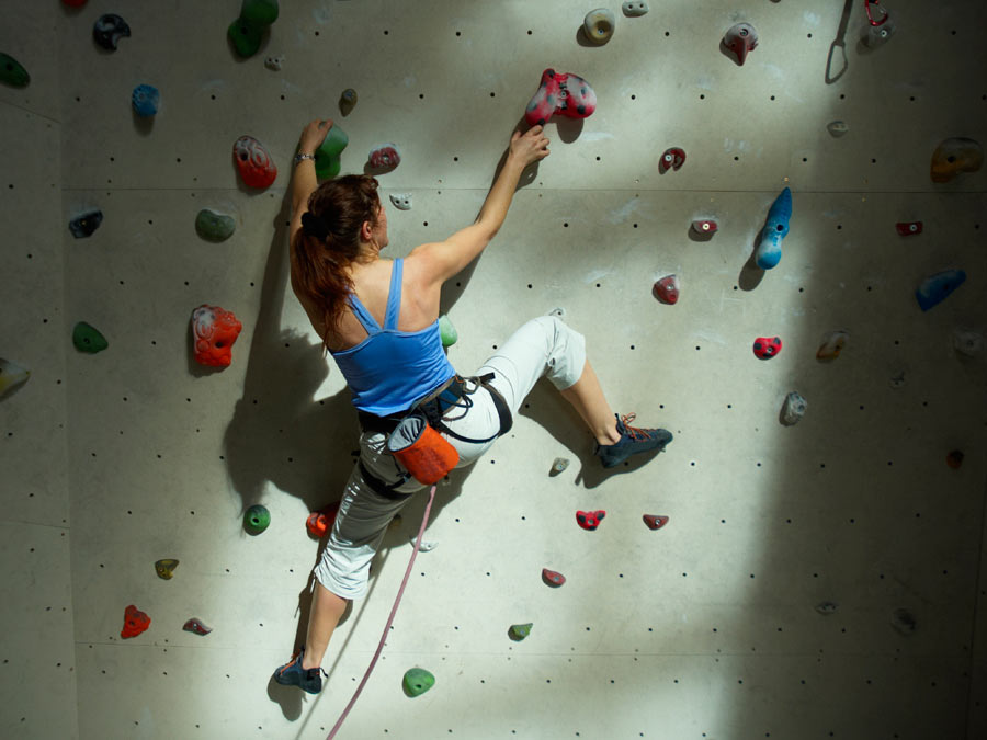 Intro Pass or Membership at North Wall Rock Climbing