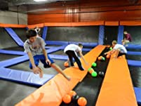 Two Hours of Jumping at Urban Air Trampoline Park
