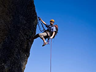 Outdoor Rock Climbing and Rappelling Adventures