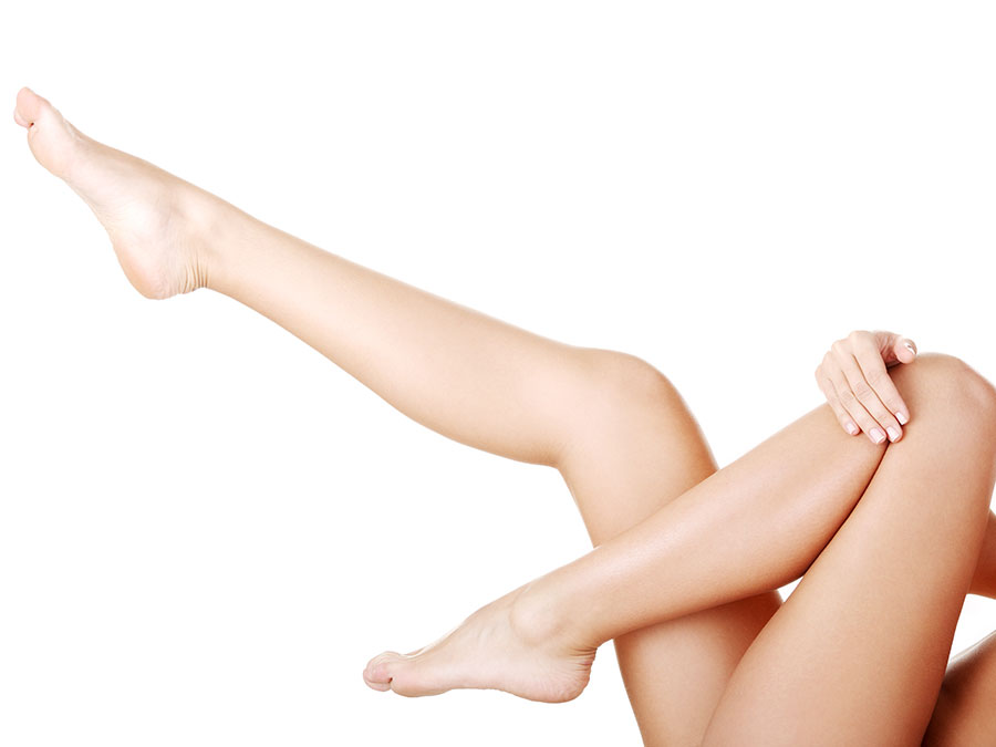 Three Spider-Vein-Removal Treatments