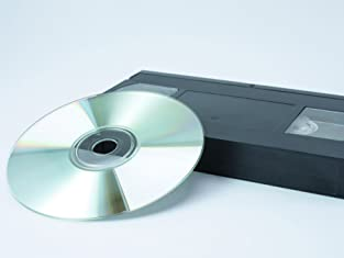 Tape-to-DVD Conversions