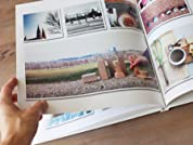 Custom Photo Book with Shipping