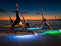One or Five Paddle Yoga Classes or Tours