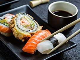 $30 or $40 to Spend at Blue Fin Sushi Bar