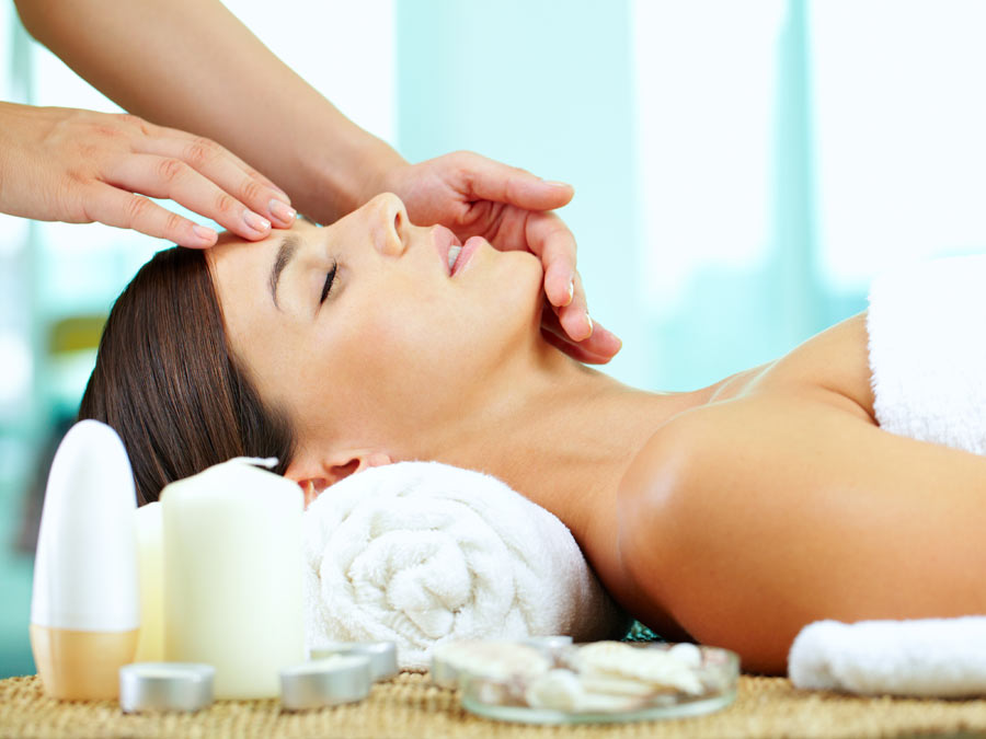 Pedicure, Facial, or Massage